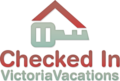 Checked In Victoria Logo